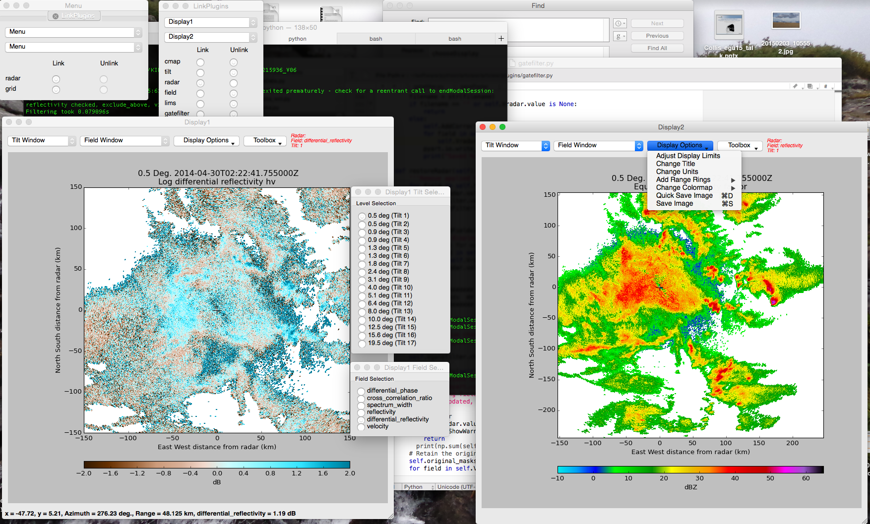 ARTView - Open Source Software for the Weather Radar Community